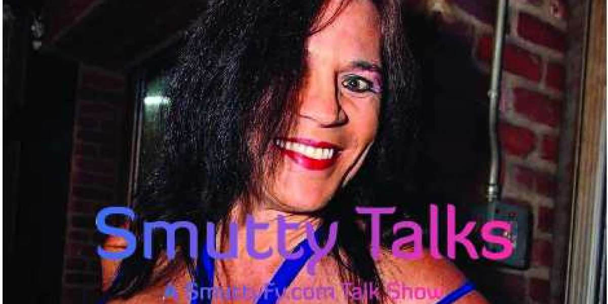 Smutty Talk S01 E25 - Talk with TS Queen Jacquie Blu!